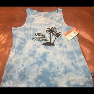 Vans Tank Top Women's New With Tags